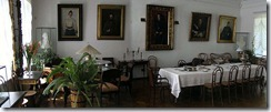 Tolstoy's parlor